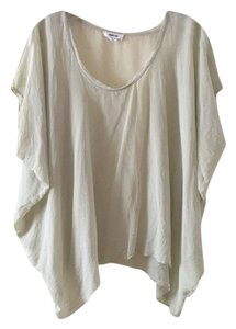 Helmut Lang Top light spring green