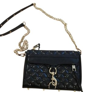 Rebecca Minkoff Leather Studs Cross Body Bag