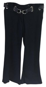 Boutique Pants Boot Cut Pants Black
