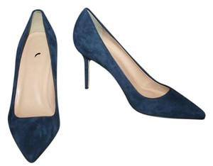 J.Crew Authentic Navy Pumps
