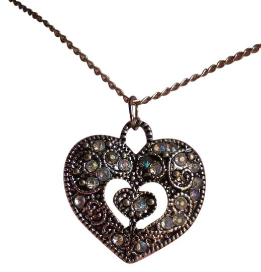 Preload https://item5.tradesy.com/images/crystals-heart-necklace-154884-0-0.jpg?width=440&height=440