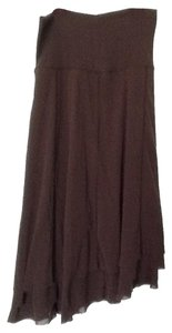 CAbi Skirt Brown