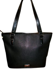 Nine & Co. Tote in Black