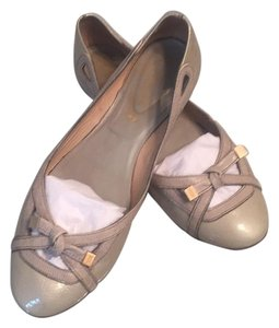 Tod's Champagne beige Flats