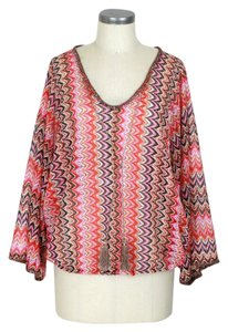Sanctuary Clothing Top multi-color