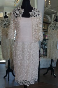 Mon Cheri Blush 114812 Dress