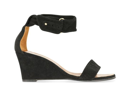 Preload https://img-static.tradesy.com/item/15489667/chie-mihara-black-suede-ankle-strap-wedges-size-eu-375-approx-us-75-regular-m-b-0-4-540-540.jpg