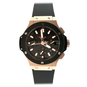 Hublot Hublot Big Bang Gold 44mm 301.PM.1780.RX Carbon Fiber Dial Mens Watch