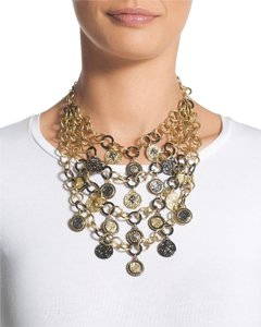 Chico's Chico's Celia Bib Necklace