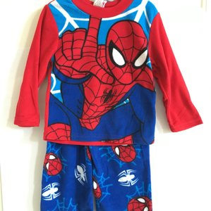 Marvel T Shirt BLUE, RED