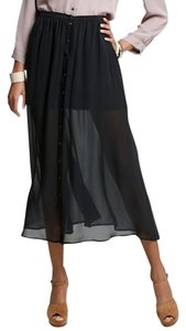 Joie Maxi Skirt Black
