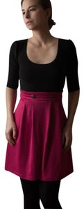 C.W. Designs short dress Black and pink Vintage 90s Grunge Hipster on Tradesy