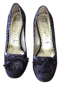 Juicy Couture Chocolate Brown Pumps