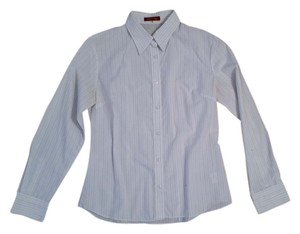 Corleonis Button Down Shirt White