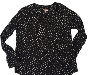 Juicy Couture Button Down Shirt Black