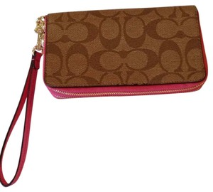 Coach Coach Phone Case and Wallet