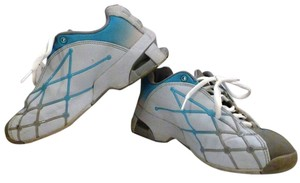 Nike Gray with Turquoise Athletic