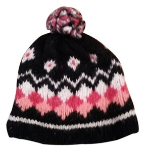 Unknown Knit hat with pom pom