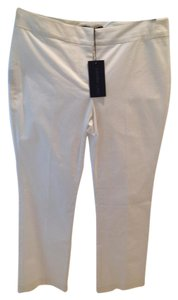 Derek Lam Straight Pants White