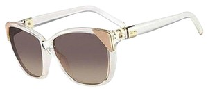 Chloé CE600s Crystal Rose Purple Brown Shaded