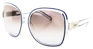 Chloé New Chloe sunglasses Ce624s Crystal 971