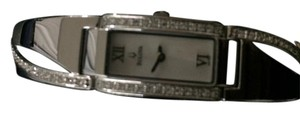 Bulova Bracelet style watch with diamond accents