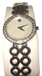 Movado Brand new movado watch with diamond accents