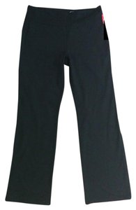 Style & Co Black pull-on athletic track pants, Large, #3591
