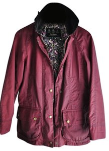 bee93080e01 Barbour Red A452 Summer Beaufort Jacket.  141.72. US 12 (L). Sold Out.  Barbour Wine Jacket