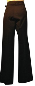Other Boot Cut Office Career French Trouser Pants black