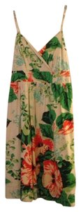 Tommy Hilfiger short dress Floral Fit And Flare on Tradesy