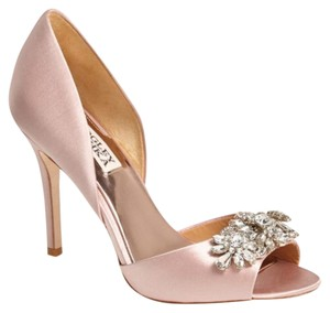 Badgley Mischka Blush Formal