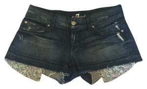 7 For All Mankind Cut Off Shorts