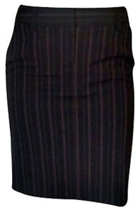 Express P1342 Pencil Size 0 Skirt black, brown