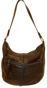 The Sak Refurbished Leather Large Lined Shoulder Bag