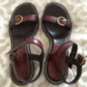 Marc Jacobs Brown Sandals