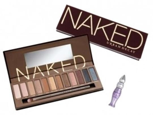 Urban Decay Urban decay Naked with Primer
