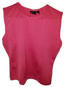 Tek Gear Tek Gear pink sleeveless multi-sport athletic top - Polyester/Spandex