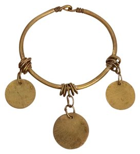 Ways of Change Ways of Change handmade Jet Coin Bangle