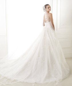 Pronovias Basira Wedding Dress