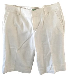Lilly Pulitzer Bermuda Shorts Cream