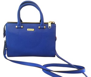 MILLY Tote in blue