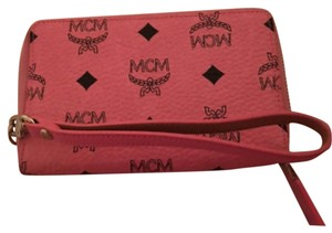 Authentic MCM Wristlet
