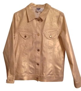 DG2 by Diane Gilman Classy Gold Jacket