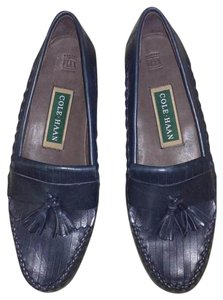 Cole Haan dark navy blue Flats