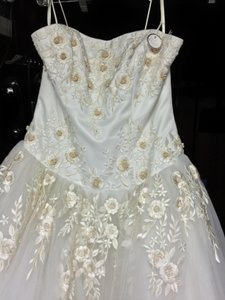 Princess Ballroom Lace Elegant Gown Wedding Dress