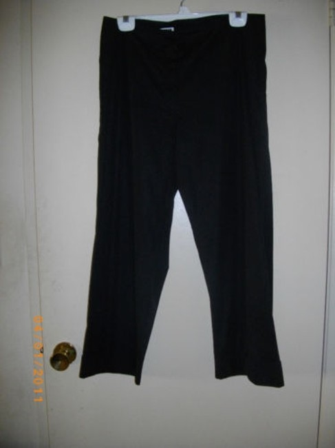 Jil Sander Medium Slacks 38 Trouser Pants Black