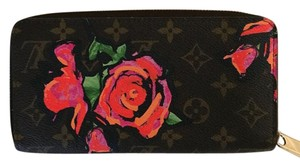 Louis Vuitton Stephen Sprouse Roses Wallet