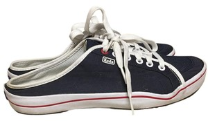 Keds Navy, red, and white Athletic
