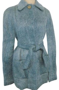 Andrew Stewart Vintage Mohair Cardigan Cape